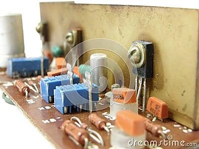 Microcircuit board