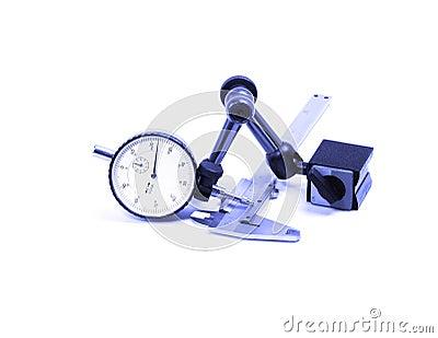 Micrometer and caliper