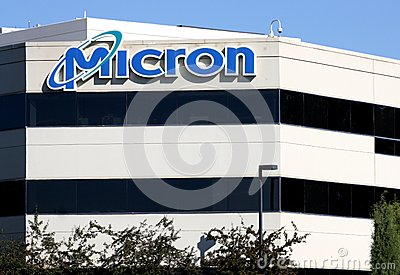 Micron Technology Headquarters Editorial Stock Image