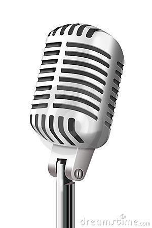Microphone Royalty Free Stock Photo - Image: 11134815