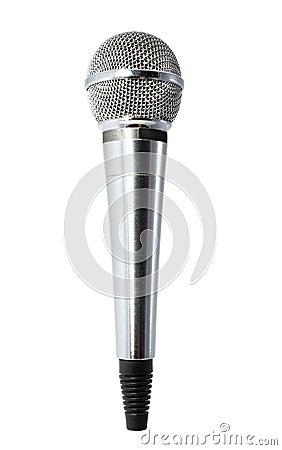Free Microphone Stock Image - 19411341
