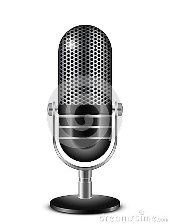 Free Microphone Royalty Free Stock Images - 27176279