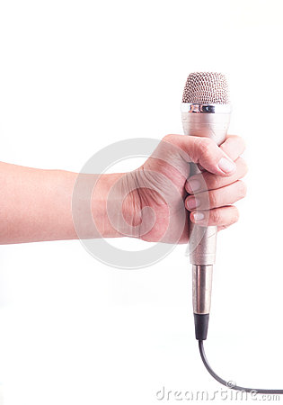 Microphone.
