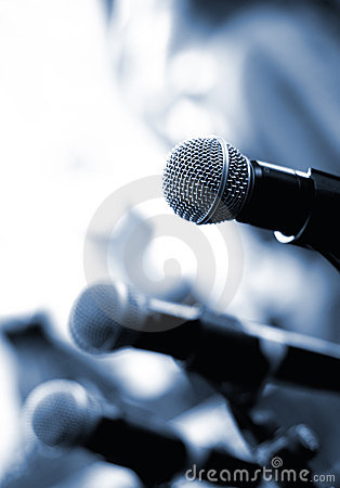 Free Microphone Royalty Free Stock Images - 4457539