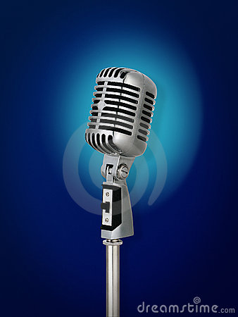 Free Microphone Stock Images - 4725414