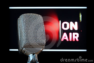 Microphone On-Air