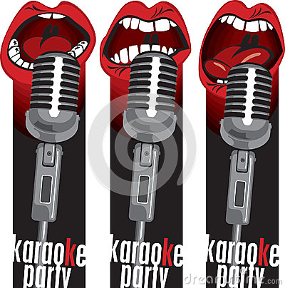 Microphone mouths
