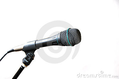 Microphone professionnel
