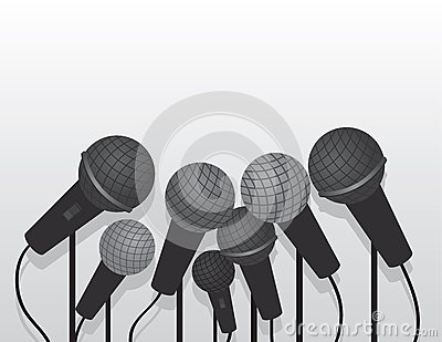 Microphones Multiple