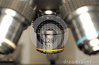 Microscope macro