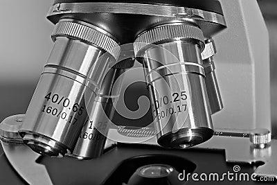 Microscope Objective Lenes