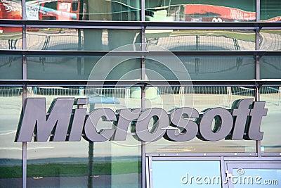 Microsoft Editorial Photo