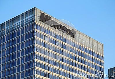 Microsoft Building Editorial Image