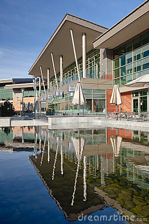New microsoft software campus buildings in redmond wa mixer and sub