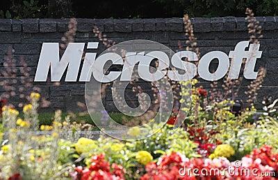 Microsoft Corporation Editorial Photo