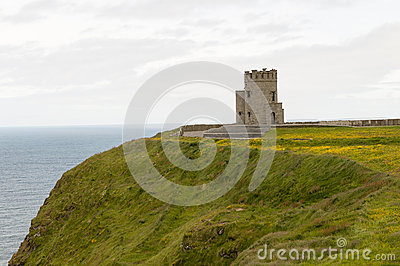 Middeleeuwse Ierse toren