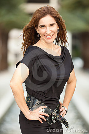 Free Middle Age Woman Stock Image - 22338771