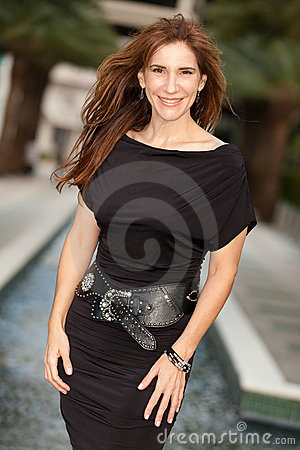 Free Middle Age Woman Stock Photo - 22338790
