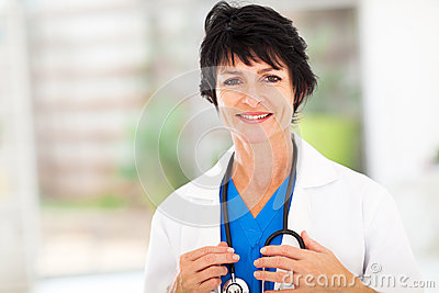 Middle aged medical