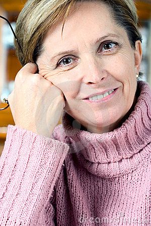 Free Middle-aged Woman Royalty Free Stock Photo - 2163335
