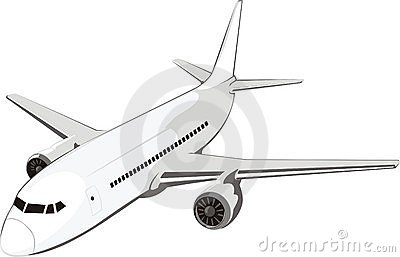 Middle aircraft