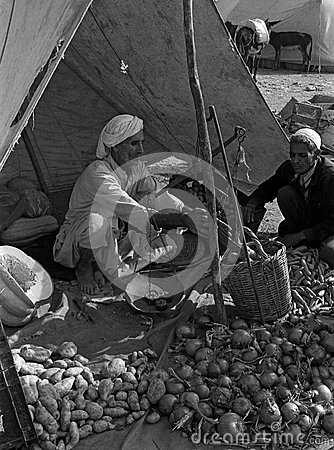 MIDDLE ATLAS, MOROCCO - JULY 1979 Editorial Image