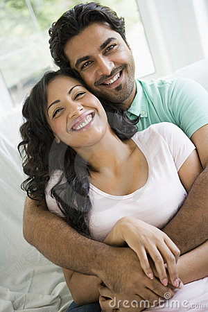 A Middle Eastern couple