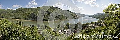 Middle Rhine Valley near Bacharach