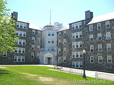 Stock Photos: Middlebury College Campus