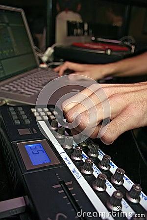 Midi Controller - DJ 9