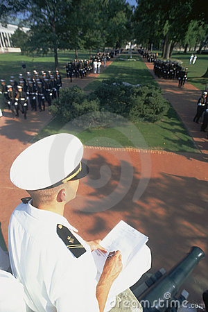 Midshipman Editorial Photography
