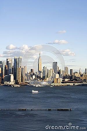 Midtown NYC Vertical