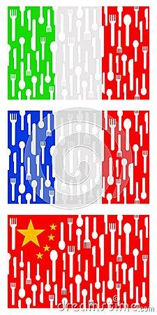 Międzynarodowa kuchnia