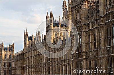 Mieści parlamentu