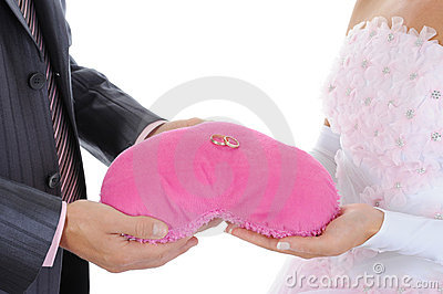 Miesiąc miodowy dzwoni ślub