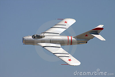 Mig 17 Fly By