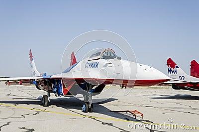 Mig-29 Editorial Photo