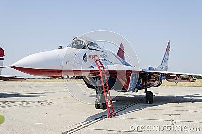 Mig-29 Editorial Photography