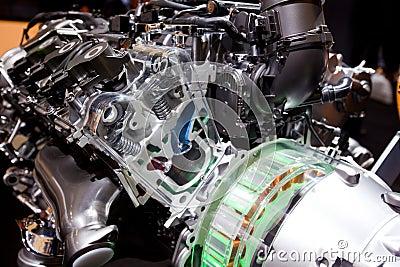 Mighty innovative car engine