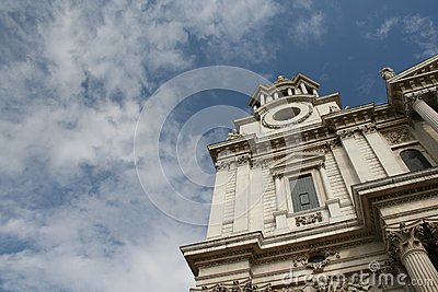 The Mighty St Paul Cathedral, London