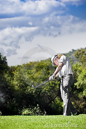 Miguel Angel Jimenez - NGC2010 Editorial Photo