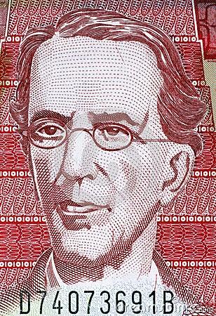 Miguel Garcia Granados Editorial Stock Photo