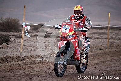 Miguel Puertas Editorial Stock Image
