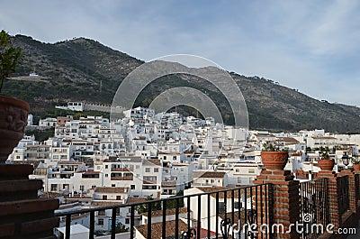 Mijas Pueblo Costa del Sol Spain