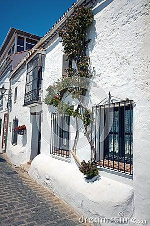 Mijas streets