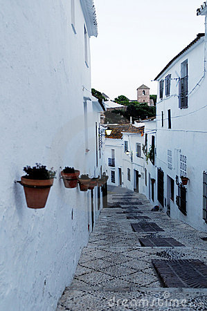 Mijas village