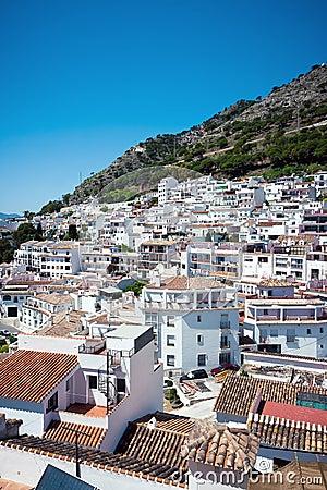 Mijas Village in Spain