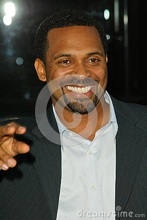 Mike Epps,The Honeymoon Editorial Image