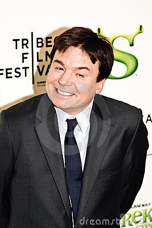 Mike Myers Editorial Stock Image
