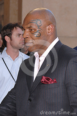 Mike Tyson Editorial Photography